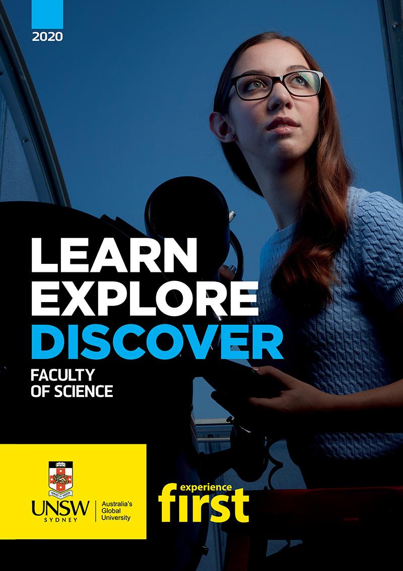 Science Undergraduate Guide 2020